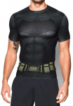 Under Armour Batman Suit SS