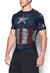 Kompresné tričko Under Armour Under Armour Captain America Suit SS – 4