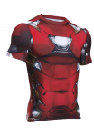 Kompresné tričko Under Armour Under Armour Iron Man Suit SS – 2