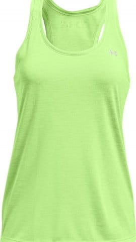 Maillot Under Armour Tech Tank - Twist-GRN