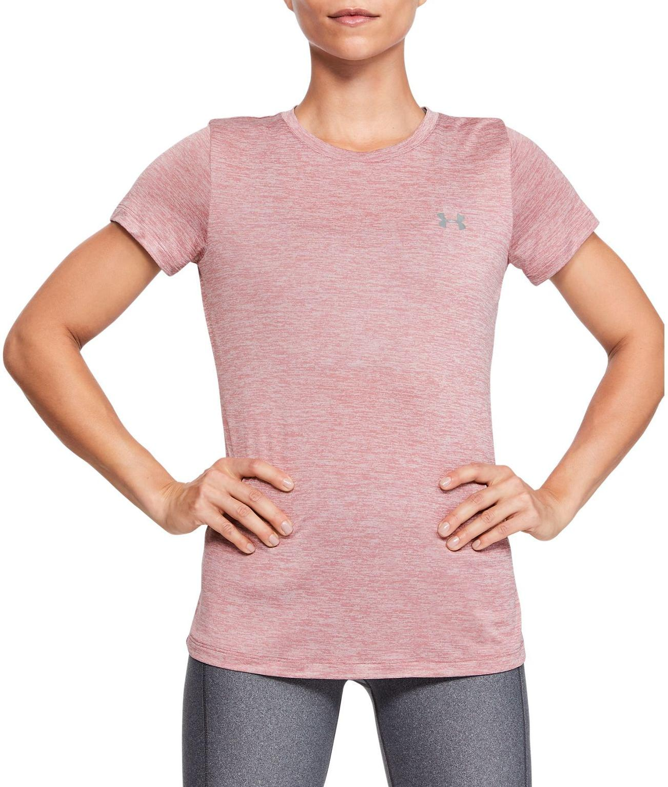 T-Shirt Under Armour Tech SSC - Twist