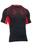 Kompresné tričko Under Armour Under Armour HG Armour Graphic SS – 2