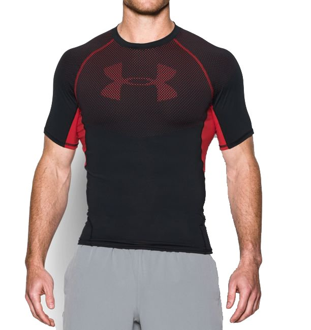 Kompresní triko Under Armour HeatGear Graphic