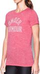 Dámské triko s krátkým rukávemUnder Armour Tech