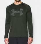 Triko s dlouhým rukávem Under Armour Under Armour Tech Rise Up Sportstyle LS T