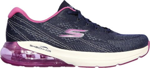 Scarpe da running Skechers GO RUN AIR-SILVER SPARKLE