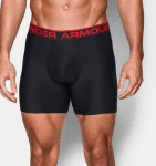 Boxer shorts Under Armour Under Armour O Series 6'' Boxerjock 2 Pk