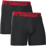 Under Armour O Series 6'' Boxerjock 2 Pk