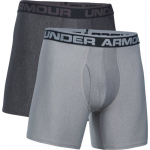 Boxeri Under Armour Under Armour O Series 6'' Boxerjock 2 Pk