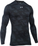 Funkční triko Under Armour ColdGear Jacquard Crew – 4