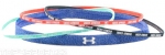 Čelenka Under Armour Under Armour Novelty Wordmark Hb (4Pk)