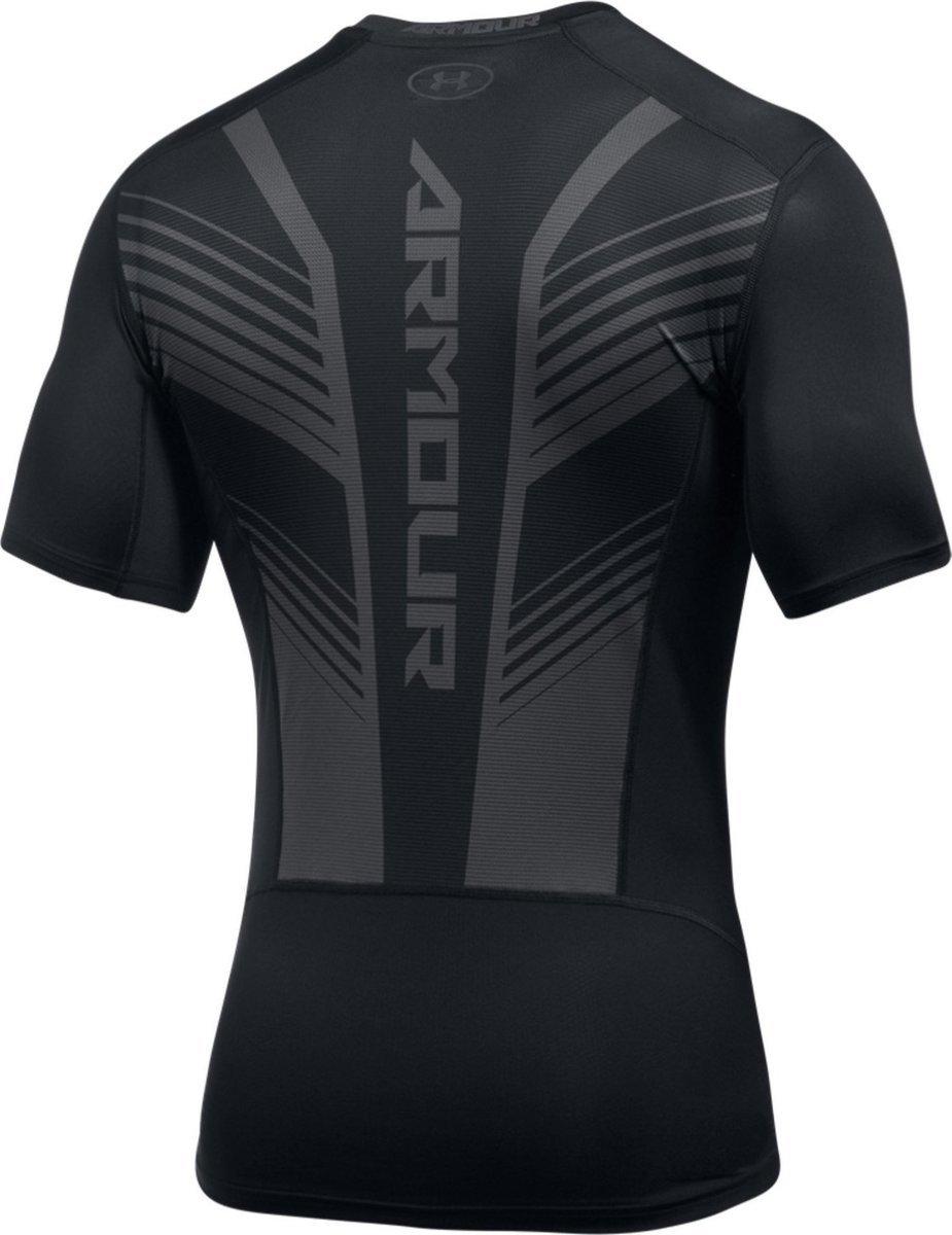Compression t shirt under armour hg supervent 2 0 ss for Original under armour shirt