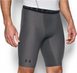 Under Armour HG ARMOUR 2.0 LONG SHORT Kompressziós rövidnadrág