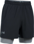 Šortky Under Armour QUALIFIER 2-IN-1 SHORT