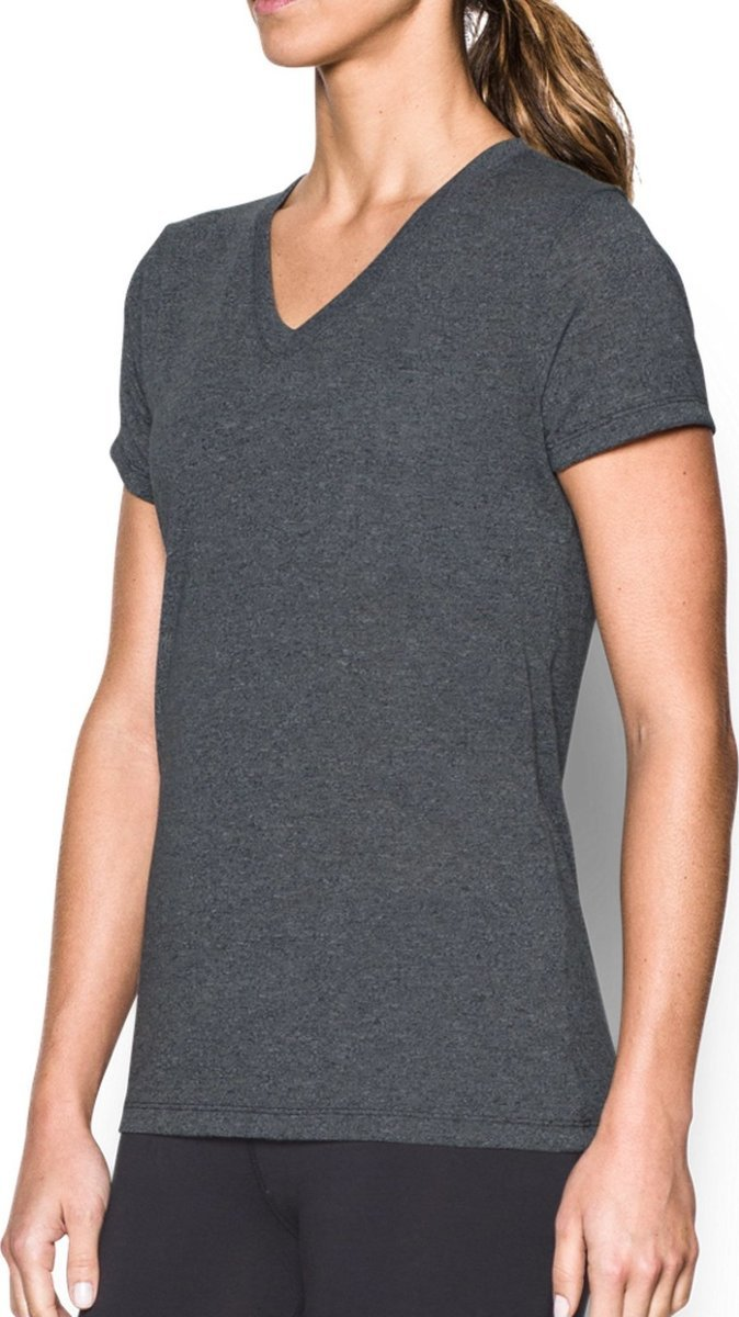 Tricou Under Armour Threadborne Train SSV Twist-BLK