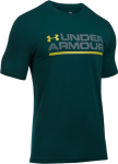 Triko Under Armour Wordmark Lock Up SS