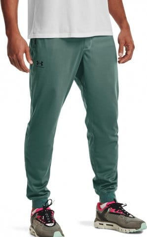 Pantaloni Under Armour SPORTSTYLE TRICOT JOGGER-GRN