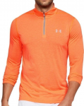 Tričko s dlhým rukávom Under Armour THREADBORNE FITTED 1/4 ZIP