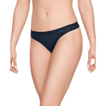 Slips Under Armour Sheers Thong Novelty