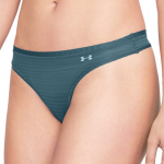 Slip Under Armour Sheers Thong Novelty
