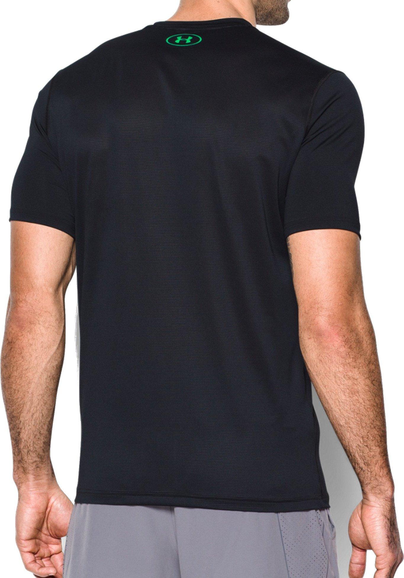 T shirt under armour under armour raid graphic ss for Original under armour shirt