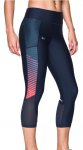Kalhoty 3/4 Under Armour Under Armour Fly By Printed Capri