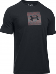 Tričko Under Armour Under Armour Camo Boxed Logo SS