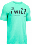 Tričko Under Armour I Will