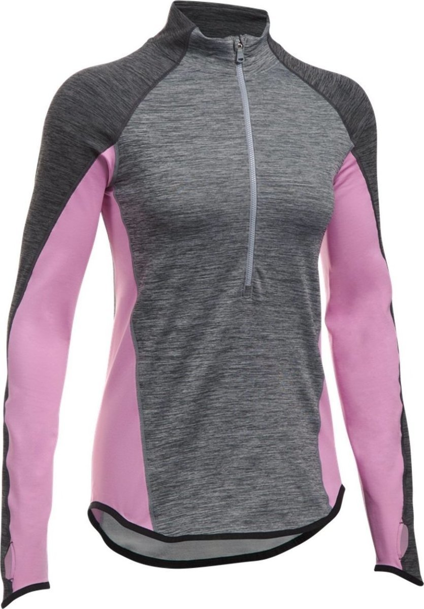Long sleeve t shirt under armour cg armour 1 2 zip for Original under armour shirt