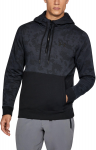 Mikina s kapucňou Under Armour Threadborne 1/2 Zip Hoodie