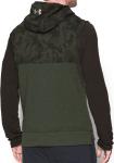 Pánská mikina s kapucí bez rukávů Under Armour Threedborne
