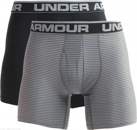 Boxershorts Under Armour Original 6In 2 Pack Novelty