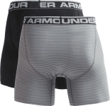 Pantalon corto de Bóxer Under Armour Original 6In 2 Pack Novelty