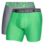 Boxeri Under Armour Original 6In 2 Pack Novelty