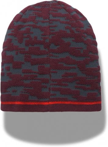 UA MEN'S REV GRAPHIC BEANIE