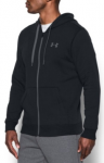 Mikina s kapucí Under Armour Rival Fitted Full Zip