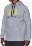 Mikina s kapucí Under Armour Rival Fitted Graphic Hoodie
