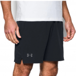 Šortky Under Armour UA CAGE SHORT-BLK