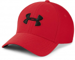Kšiltovka Under Armour Men's Blitzing 3.0 Cap-RED