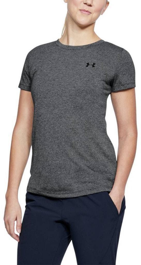 Dámské tréninkové tričko s krátkým rukávem UA Threadborne Twist