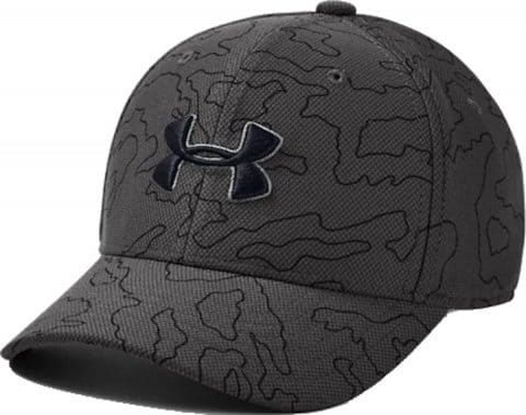 Under Armour UA Boy's Printed Blitzing 3.0 Baseball sapka