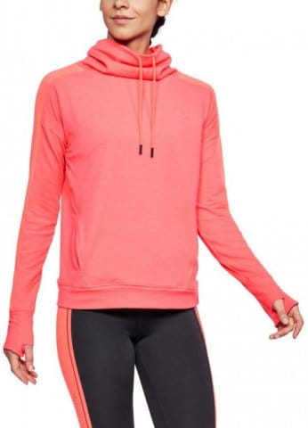 Mikina s kapucňou Under Armour Featherweight Fleece Funnel