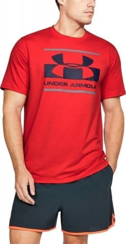 Tričko Under Armour Blocked Sportstyle Logo
