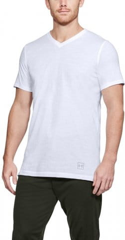 T-Shirt Under Armour Sportstyle Core V Neck Tee