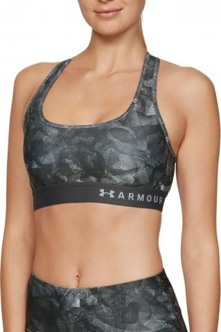 Bra Under Armour Armour Mid Crossback Printed Bra