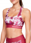 Podprsenka Under Armour Armour Mid Crossback Printed Bra