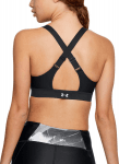 Under Armour UA VANISH High Zip Bra Melltartó