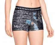 UA HG Armour Printed Shorty