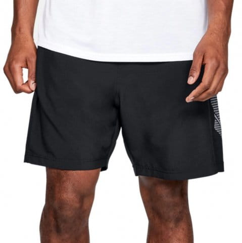 Pantalons courts Under Armour Woven Graphic Short
