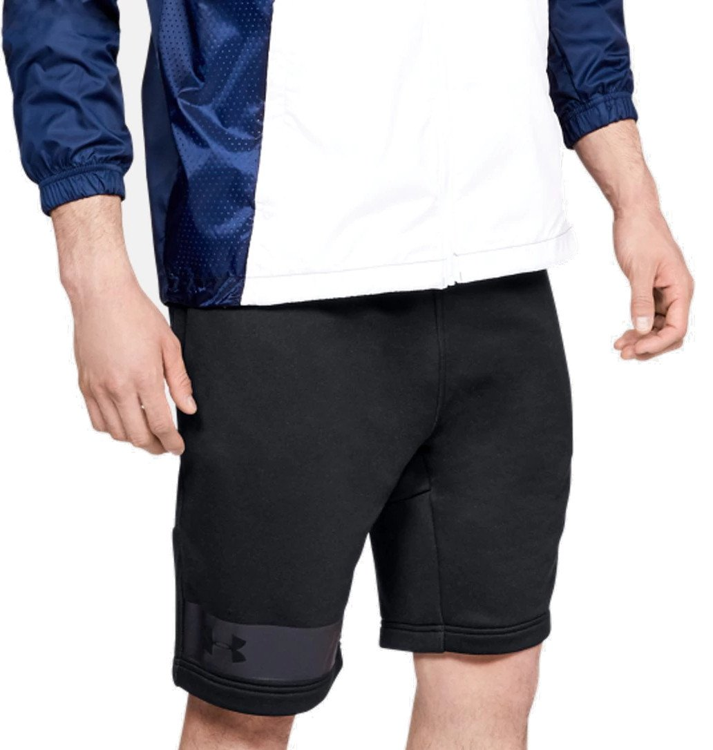 Pantalón corto Under Armour MK1 Terry Short-BLK